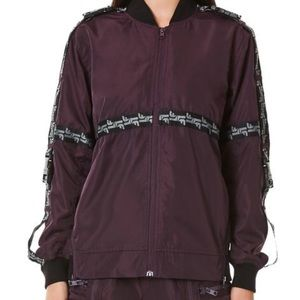NWT LF the brand long sleeve windbreaker jacket